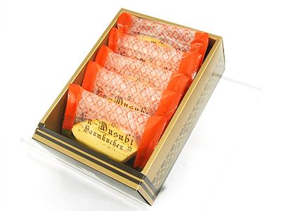 縁むすび(バウムクーヘンカット) 5個